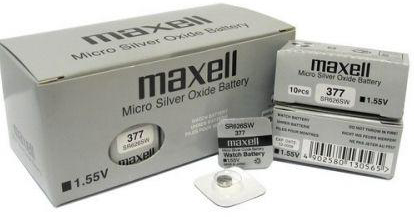 Maxell Battery Ref 377