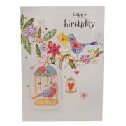 Mega Value Floral Bday Cards