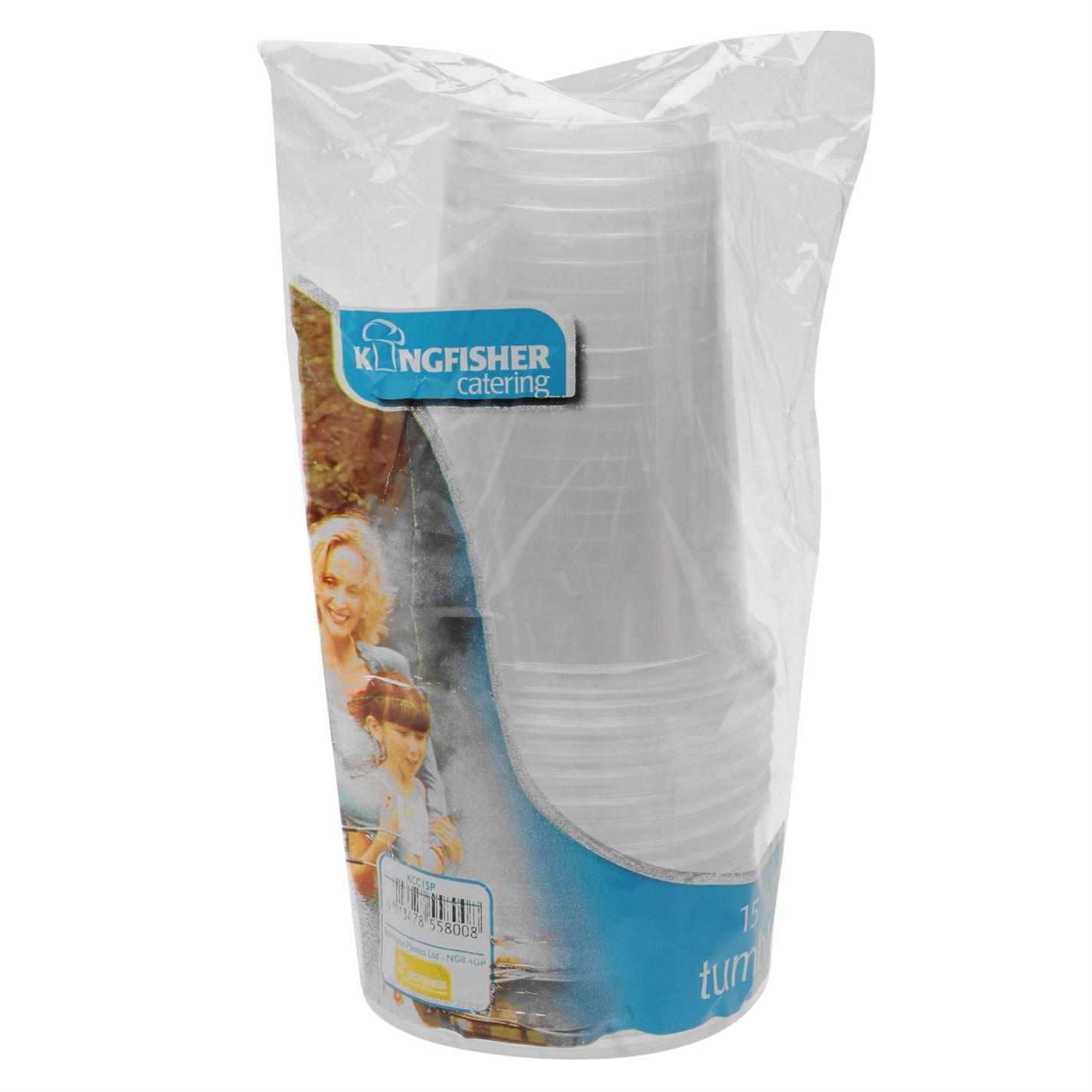Mega Value Plastic Disposable Cups