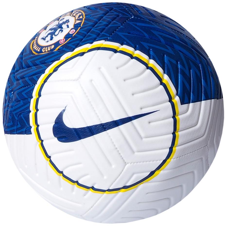 Minge fotbal Nike CFC Strike alb-albastru DC2250 100