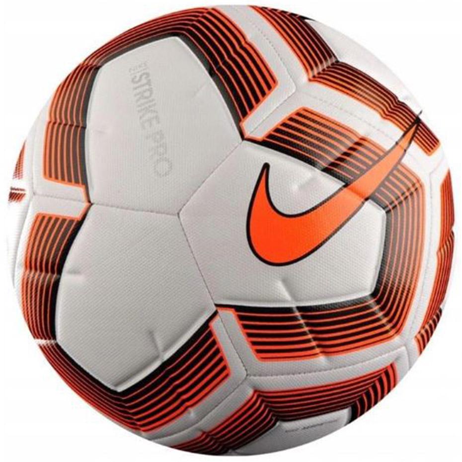 Mergi la Minge fotbal Nike Strike Pro Team alb And portocaliu SC3936 101