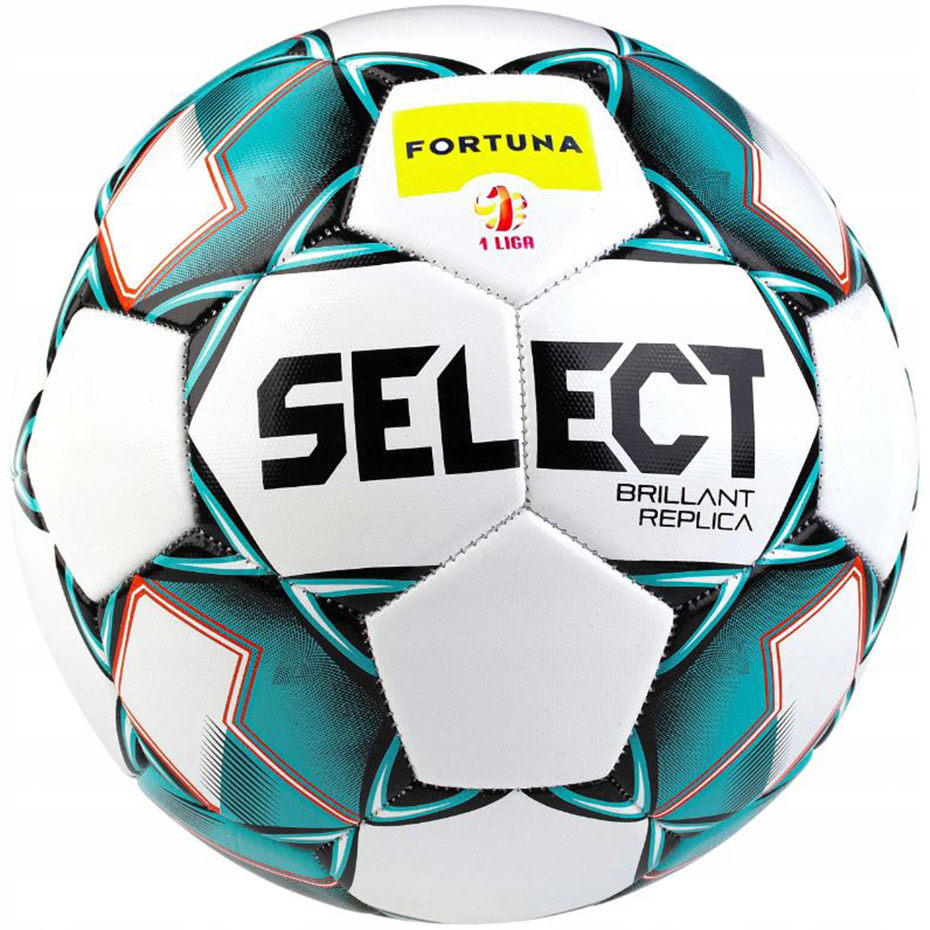 Mergi la Minge fotbal Select Brillant Replica 5 2020 Fortuna alb-verde 16808