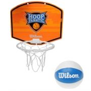 Wilson Mini Basketball Net And Ball