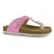 Sandale Miss Fiori Toe Post Pentru Copii