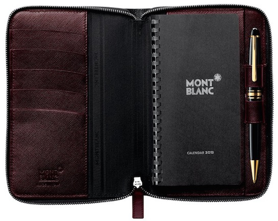 Montblanc Mod Meisterstuck - Notebook