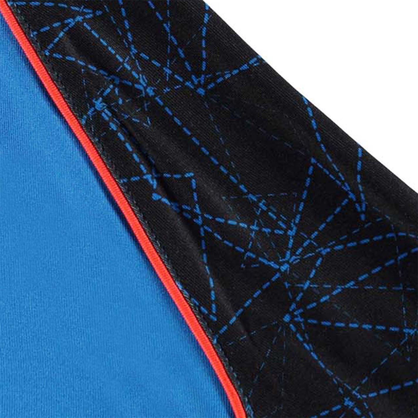 Nevica Vail cu fermoar albastru negru multicolor