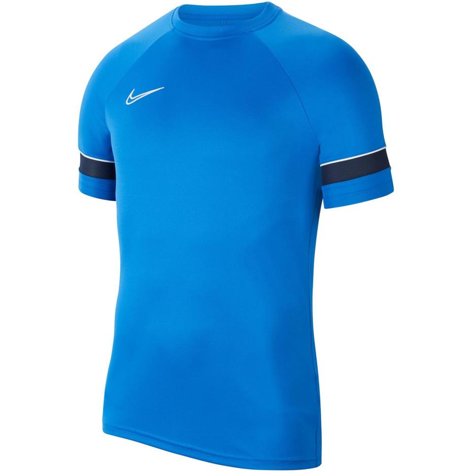 Mergi la Nike Dri-FIT Academy Jersey albastru CW6101 463 pentru Barbati