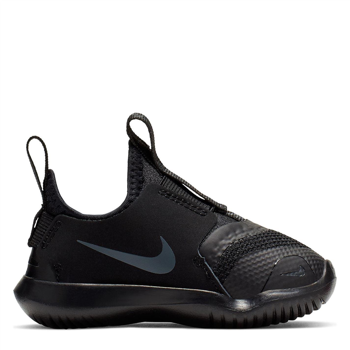 Nike Flex Runner / Shoe pentru Bebelusi pentru Bebelusi triple negru