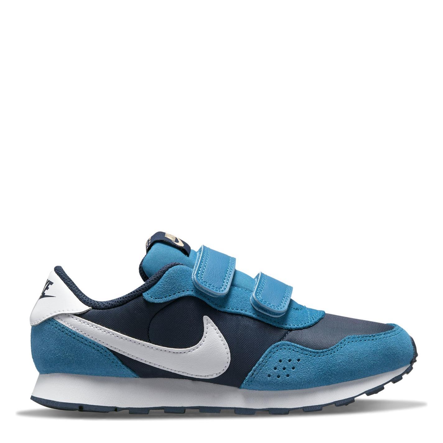 Nike MD Valiant Shoe baieti bleumarin alb albastru