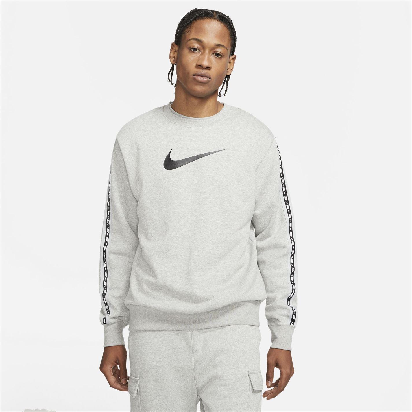 Nike Repeat Crew Sn14 inchis gri