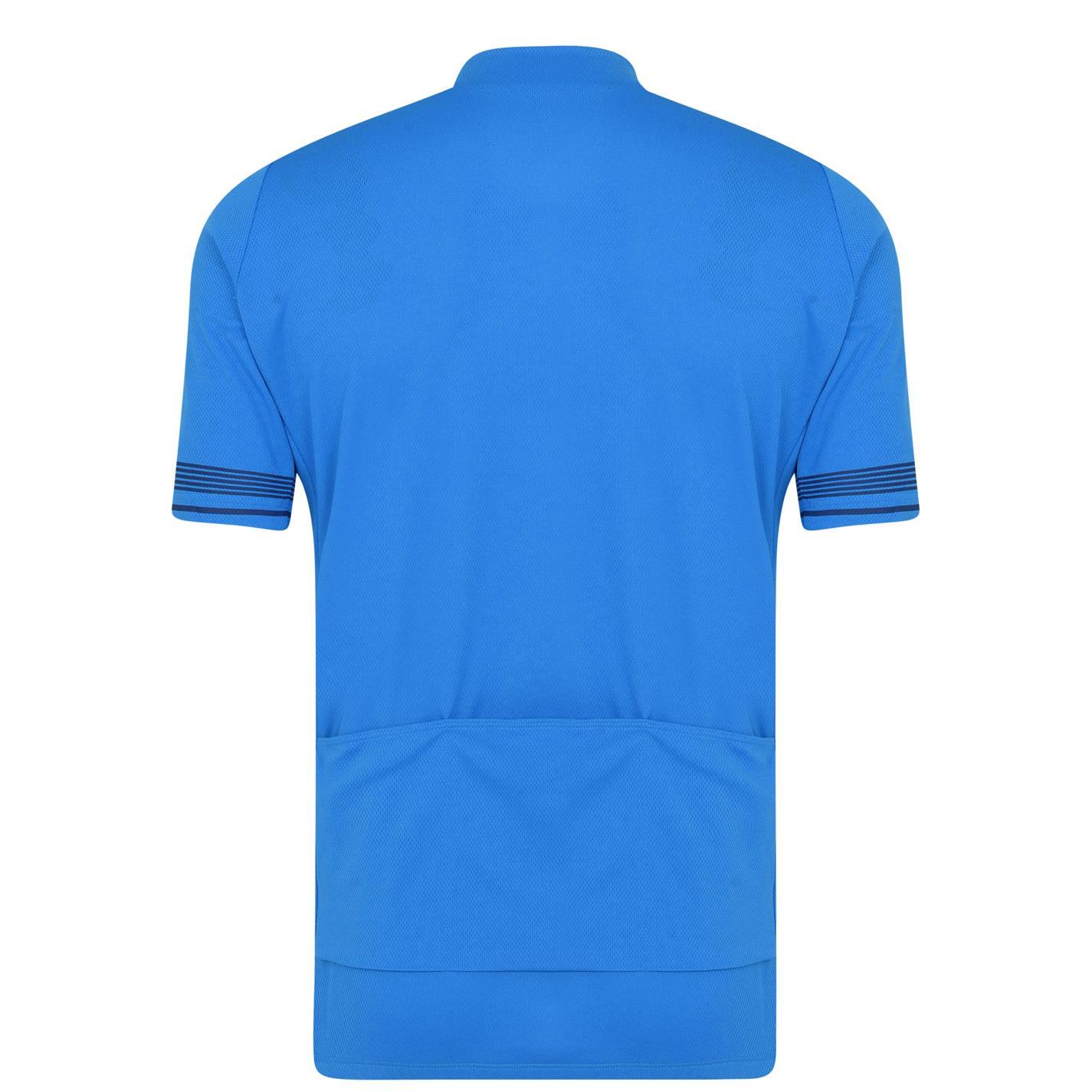 Odlo Element fermoar Jersey albastru