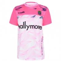 Mergi la ONeills Roscommon GAA Jersey pentru Femei alb roz