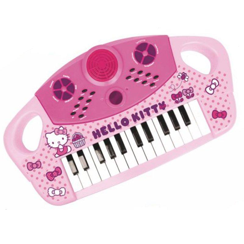 Orga Electronica Hello Kitty