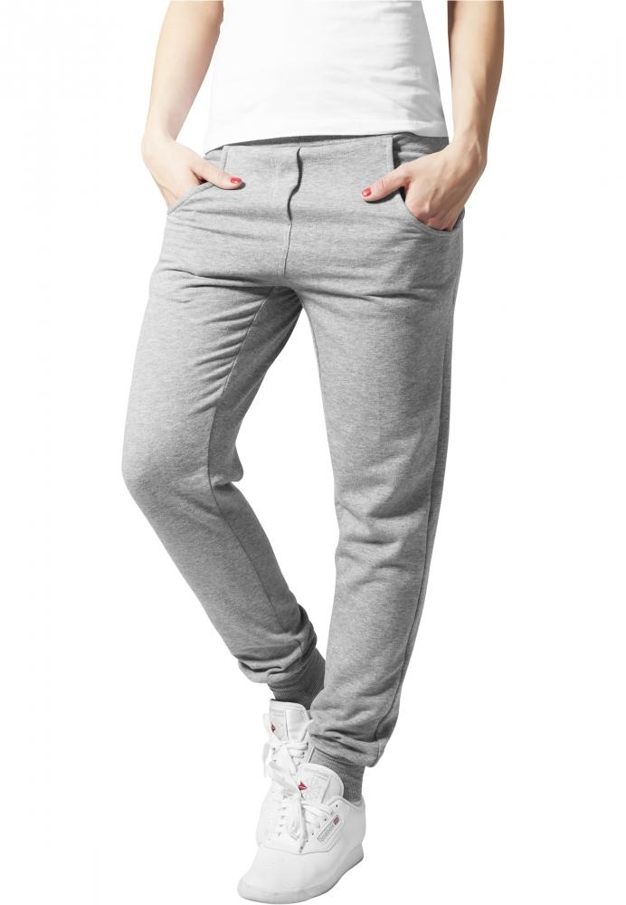 Pantalon trening cu buzunare gri Urban Classics
