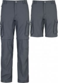 Pantaloni barbati Crowley Graphite Trespass