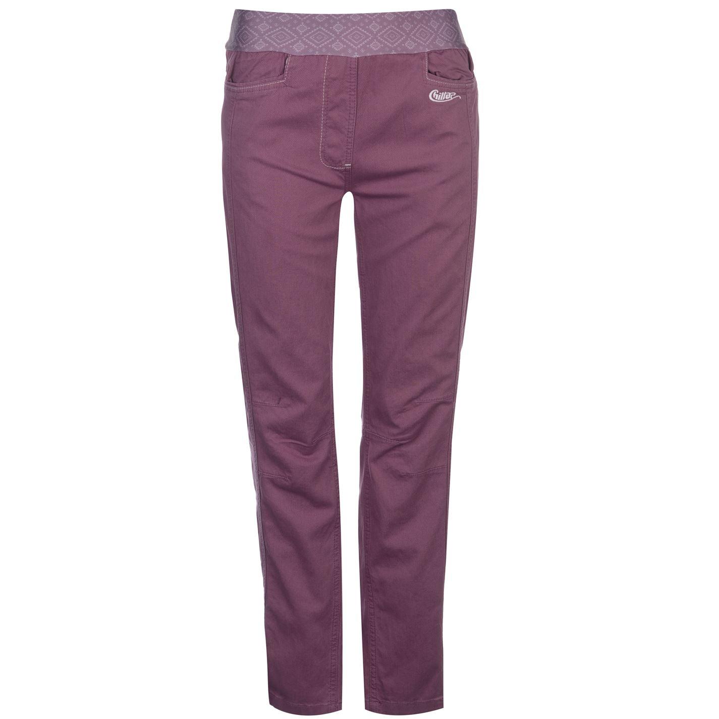 Pantaloni Chillaz Sarah pentru Femei mov
