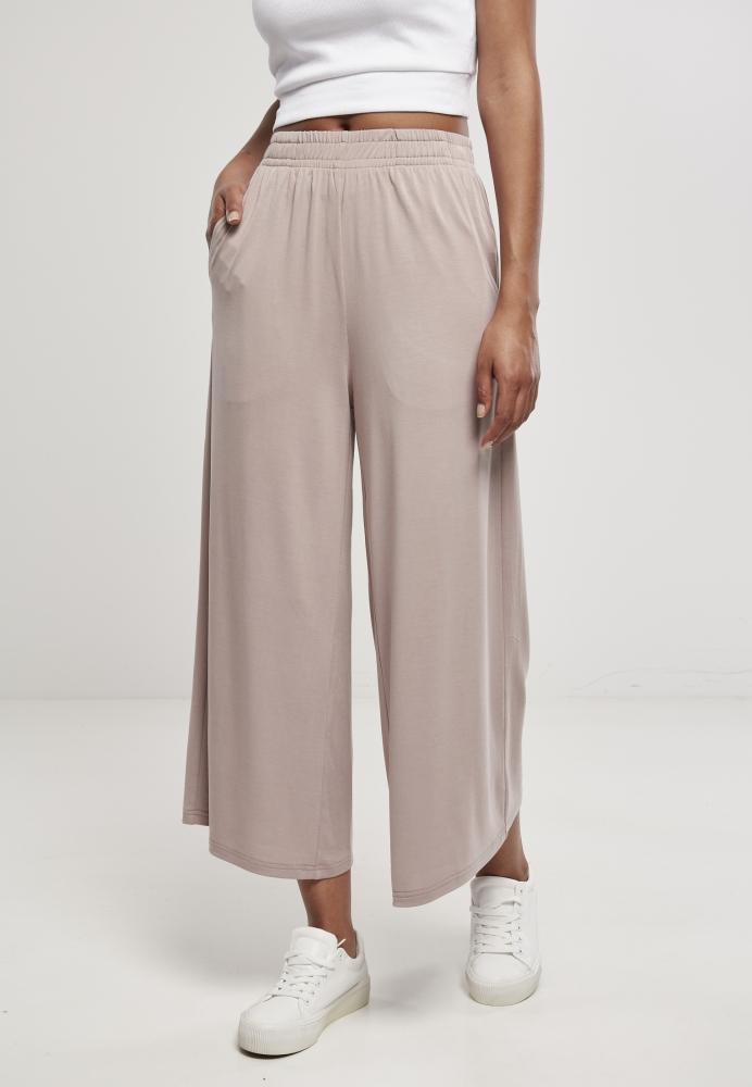 Mergi la Pantaloni Culottes Modal pentru Femei duskrose Urban Classics