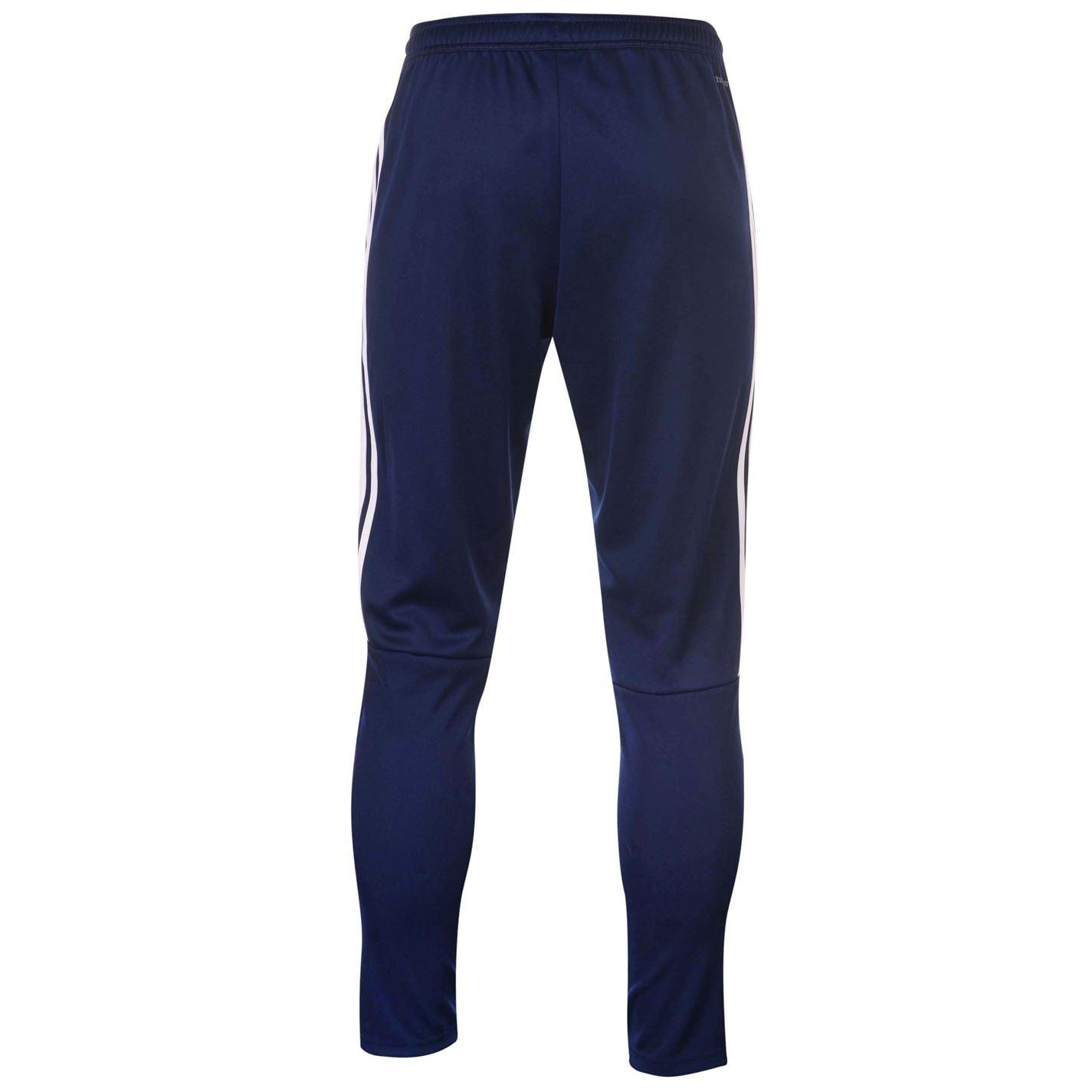 Pantaloni adidas fotbal Sereno 19 Slim bleumarin