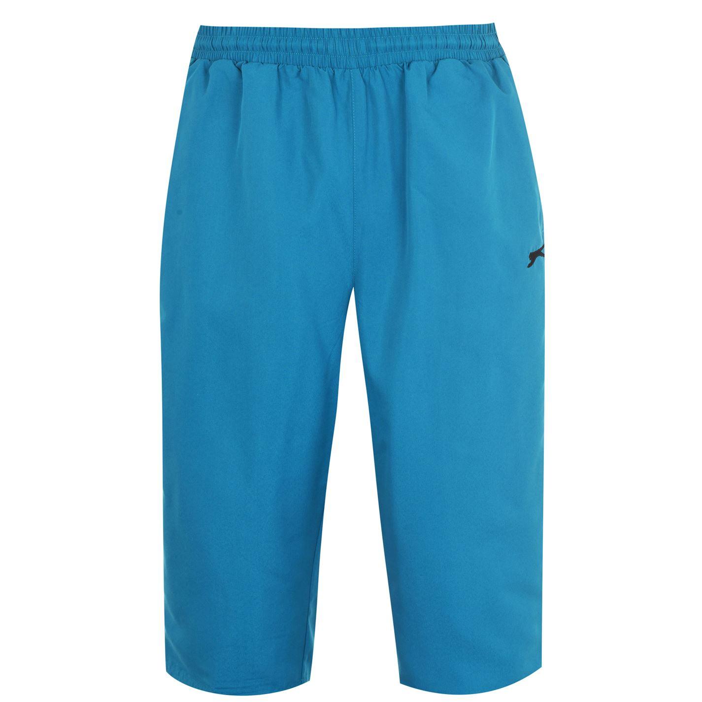 Pantaloni de trening Slazenger trei sferturi pentru Barbati bleu