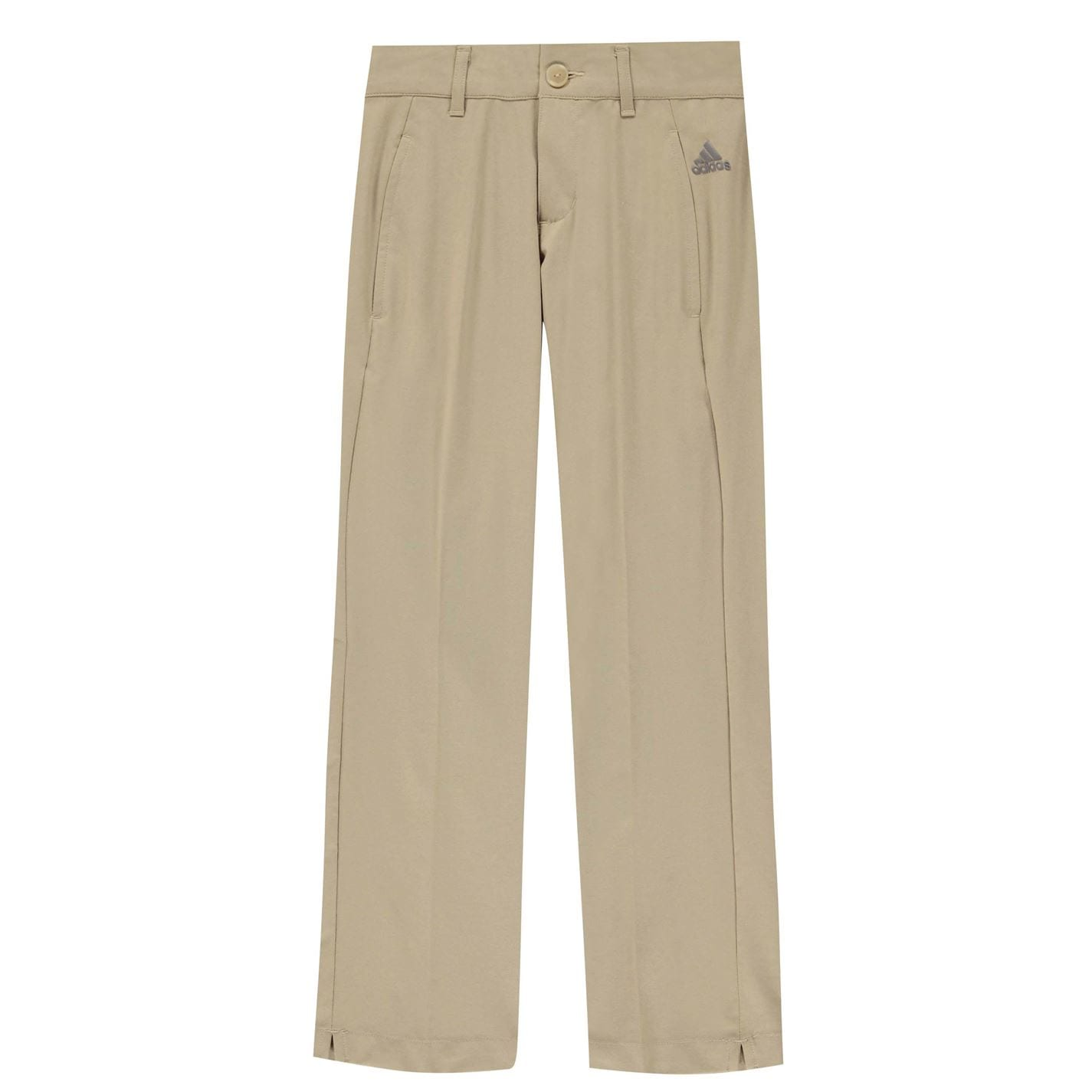 Pantaloni de golf adidas pentru copii negru