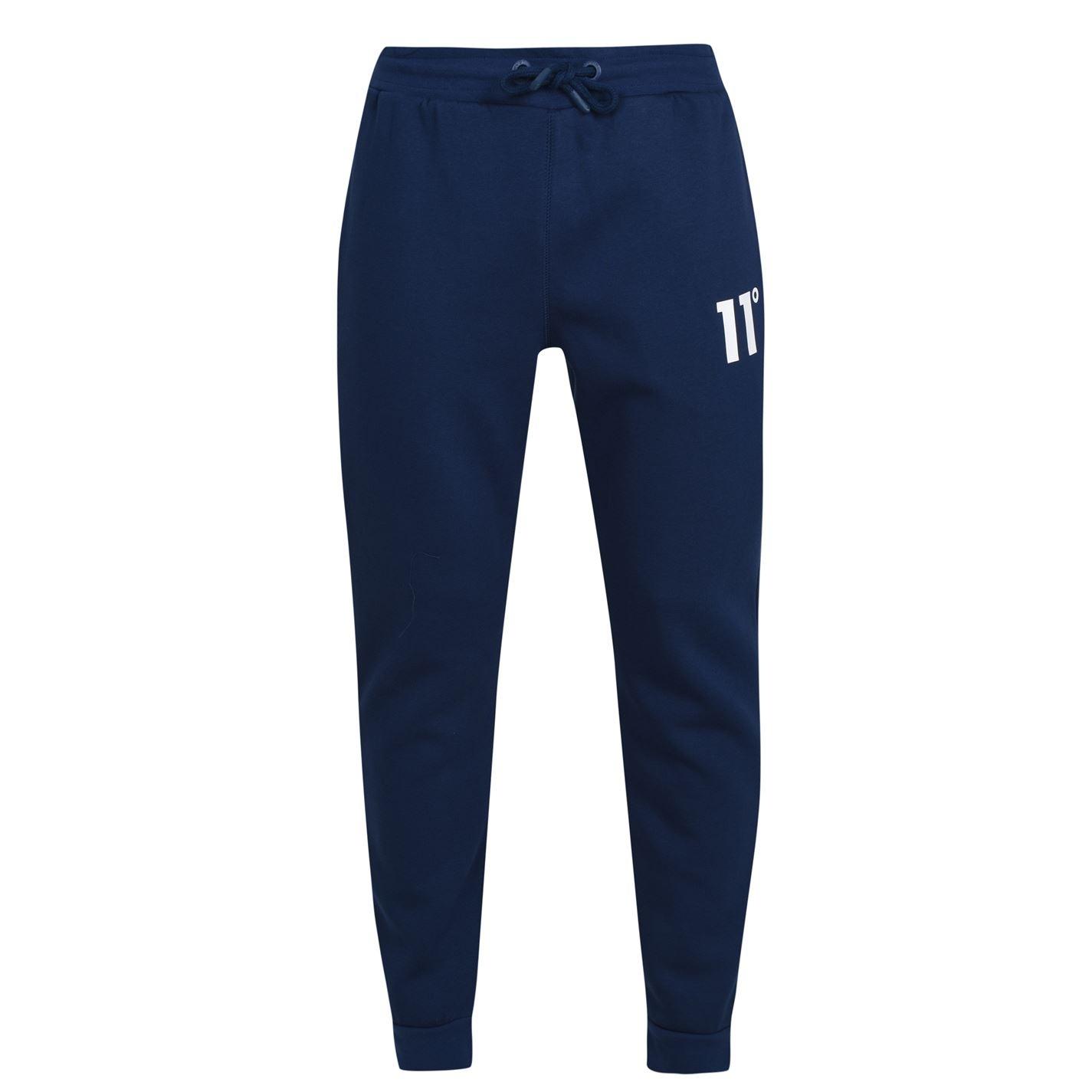 Mergi la Pantaloni jogging 11 Degrees Core bleumarin