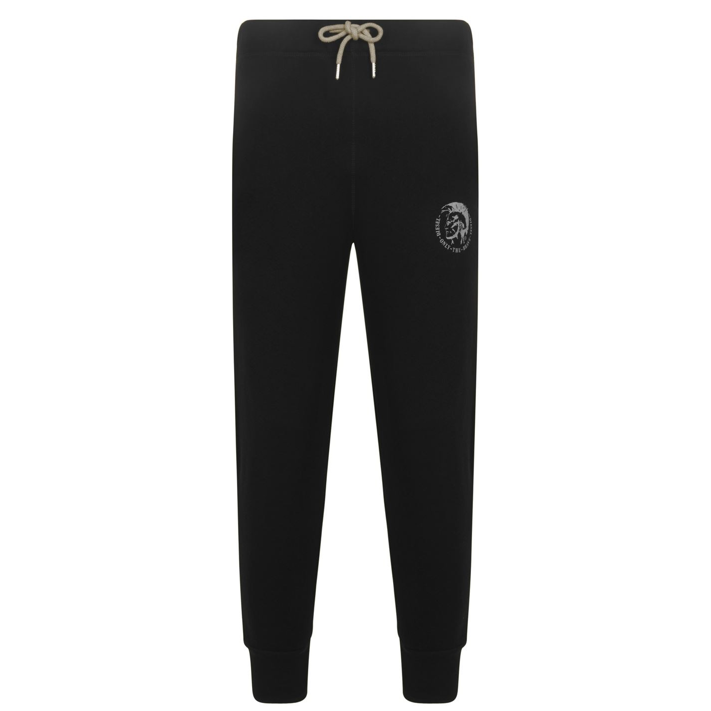 Mergi la Pantaloni jogging Diesel cu mansete negru