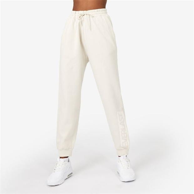 Pantaloni jogging Everlast Regular crem