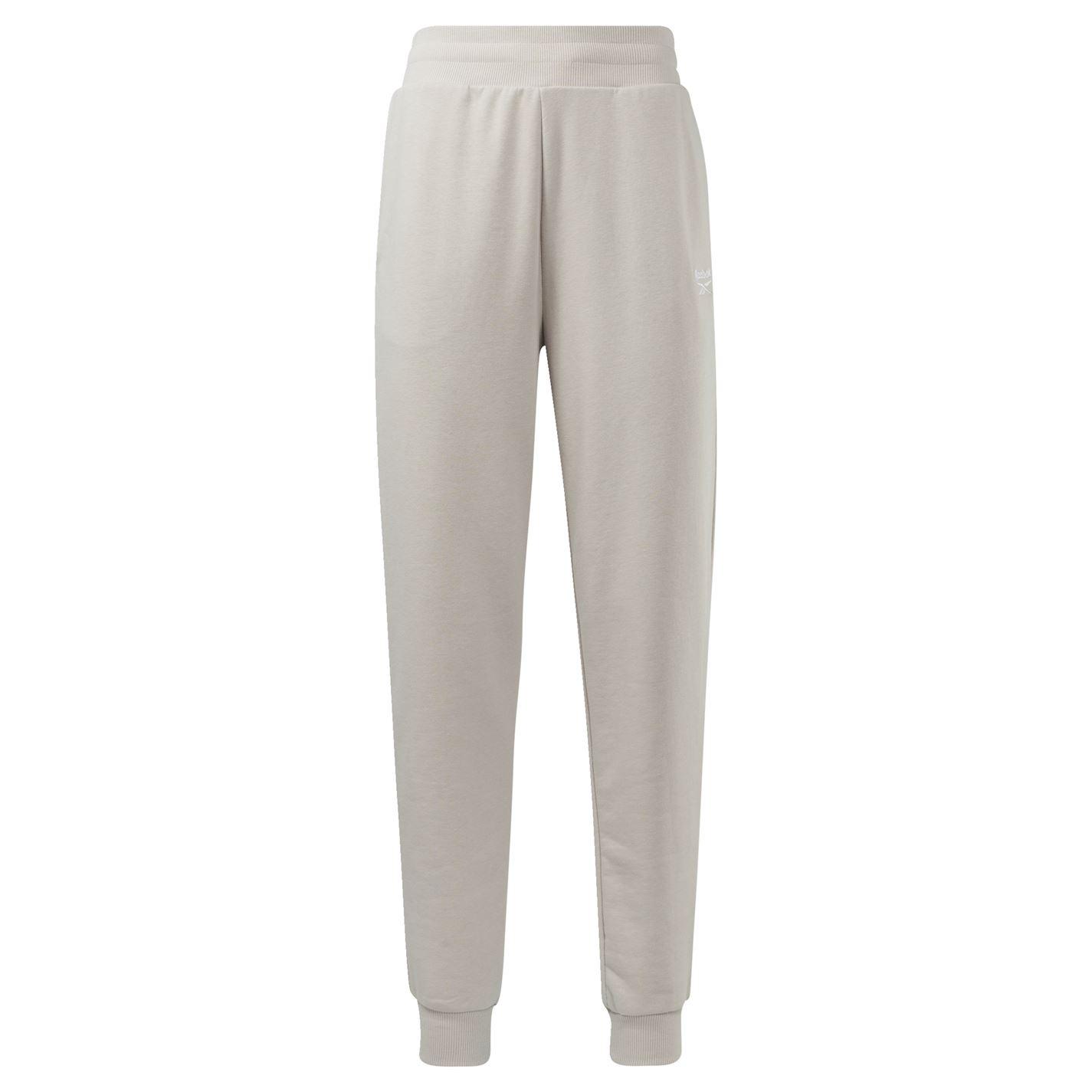 Pantaloni sport Reebok Classics pentru femei bej maro deschis