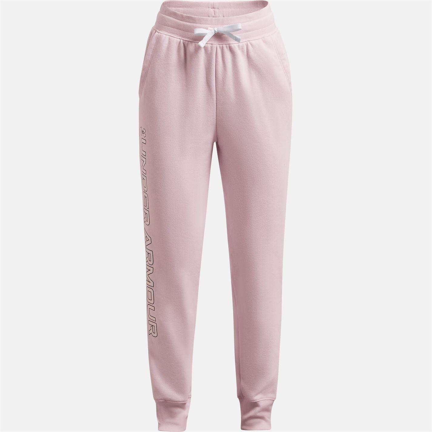 Pantaloni jogging Under Armour cool roz