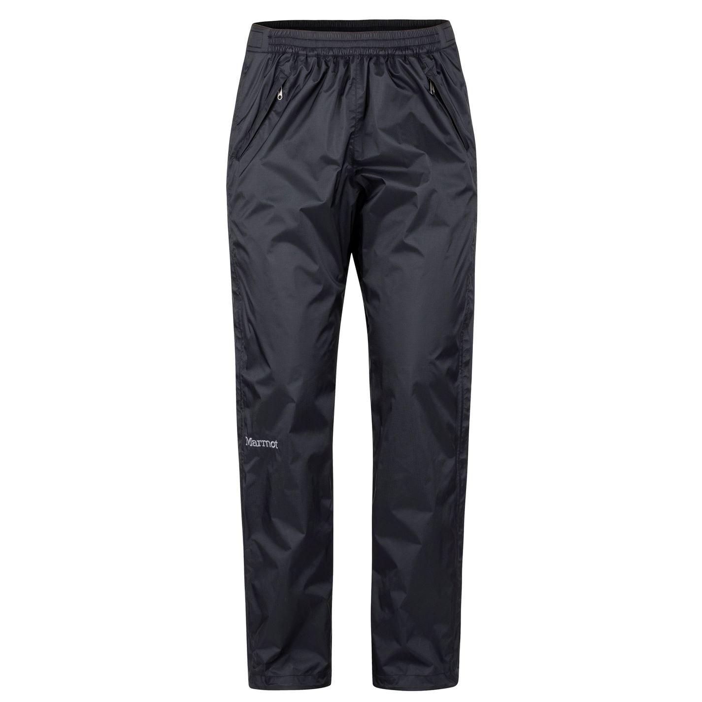 Pantaloni Marmot PreCip Walking pentru Femei negru