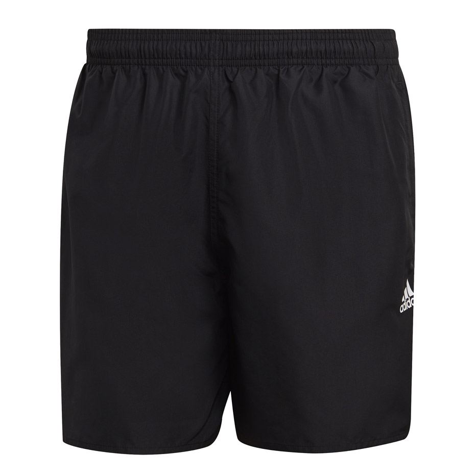 Mergi la Pantaloni scurti Adidas Short Length Solid Swim negru GQ1081 pentru Barbati