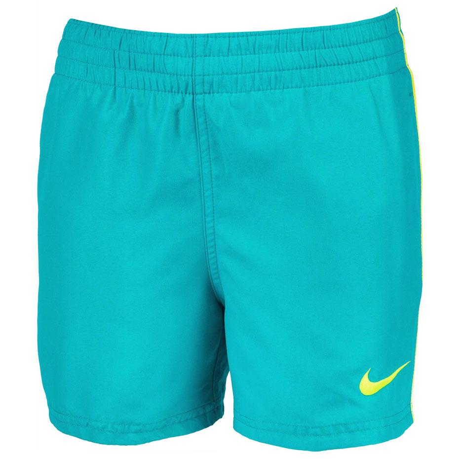 Mergi la Pantaloni scurti de baie Nike Essential Lap turcoaz NESSA778 376 pentru copii