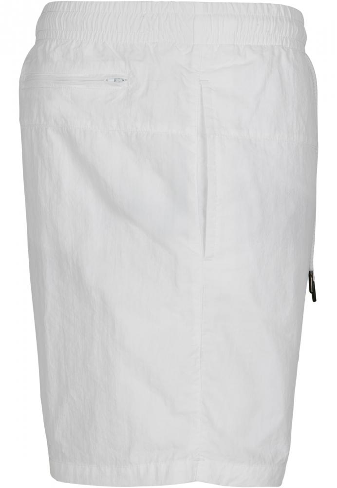 Pantaloni scurti inot alb Urban Classics