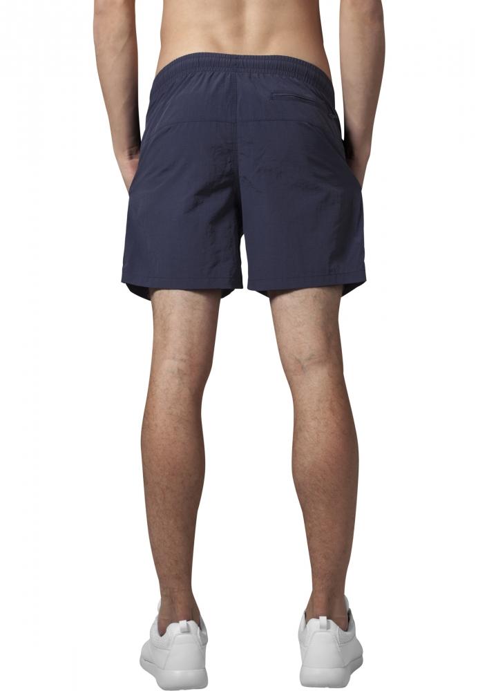 Pantaloni scurti inot bleumarin-bleumarin Urban Classics