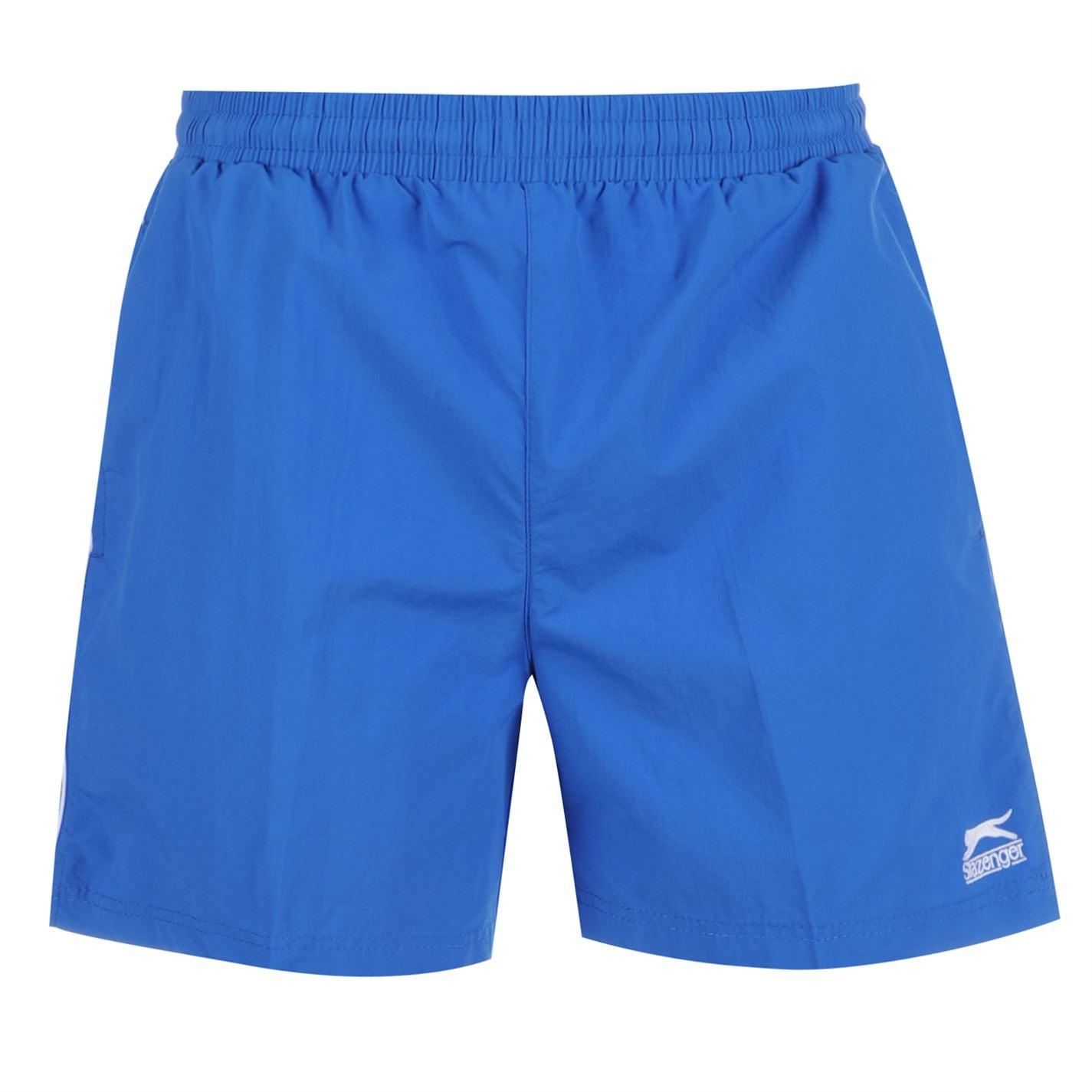 Pantaloni scurti inot Slazenger pentru Barbati albastru