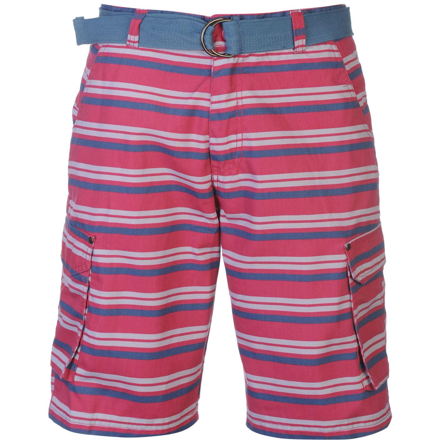 Pantaloni Scurti Lee Cooper Cu Curea Pentru Barbat
