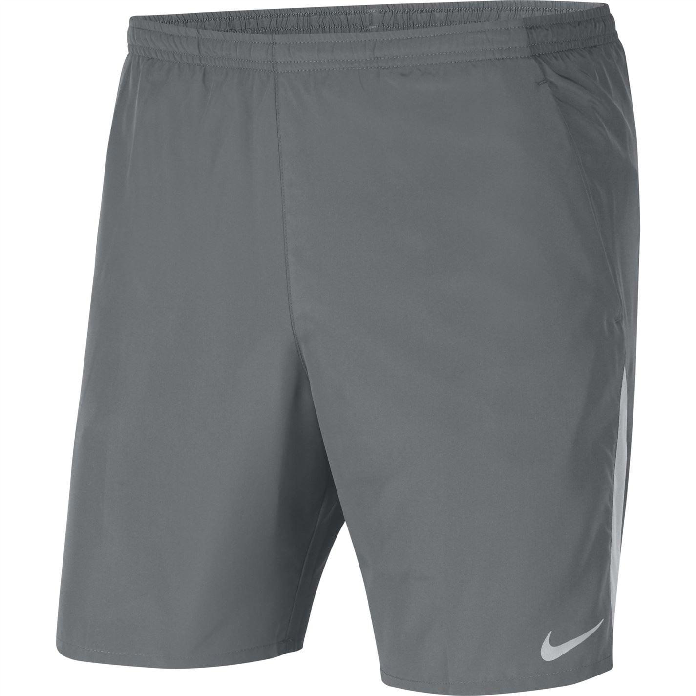 Mergi la Pantaloni scurti Nike 7 alergare pentru Barbati gri