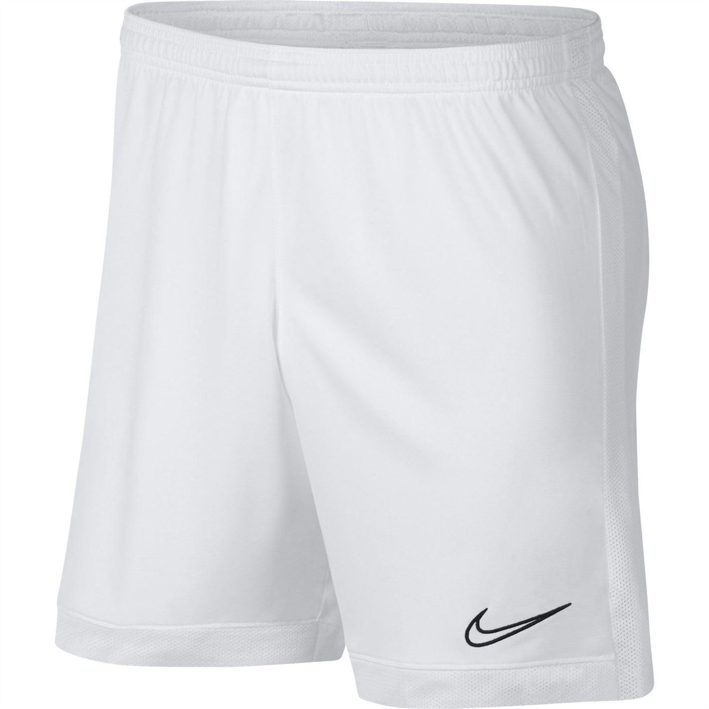 Pantaloni scurti Nike Dri-FIT Academy Soccer pentru Barbati alb