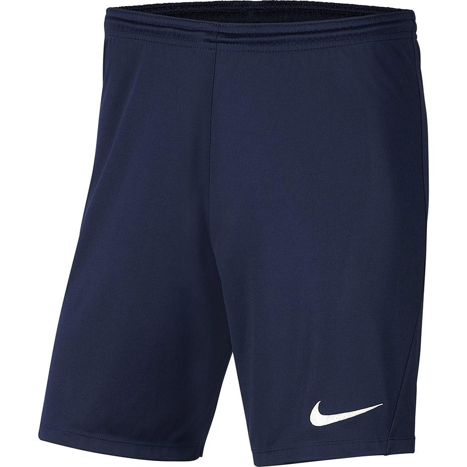 Mergi la Pantaloni scurti Nike Dry Park III NB K For bleumarin BV6865 410 pentru Copii
