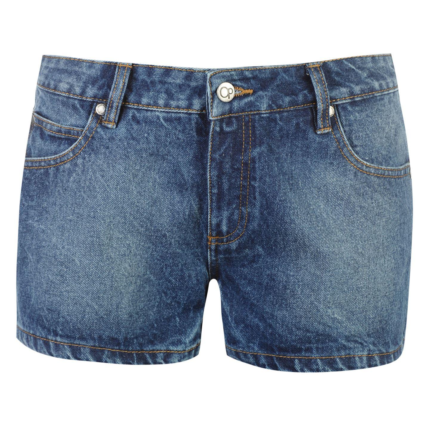 Pantaloni Scurti Blugi Ocean Pacific Pentru Femei