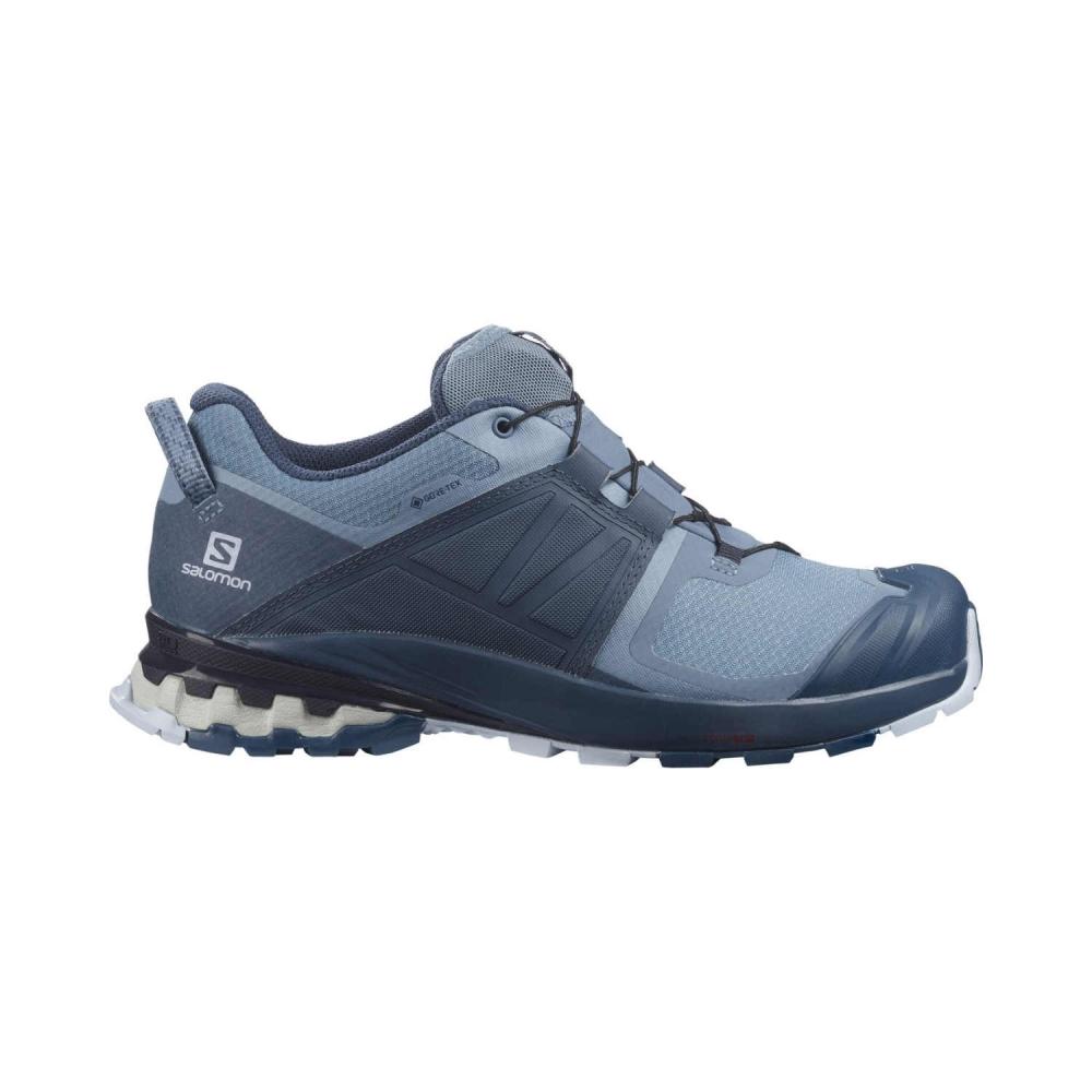 Mergi la Pantofi Alergare Femei Salomon XA WILD GTX W Gri
