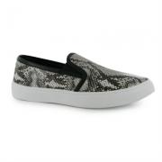 Pantofi Fara Siret Pentru Femei Lee Cooper Snake