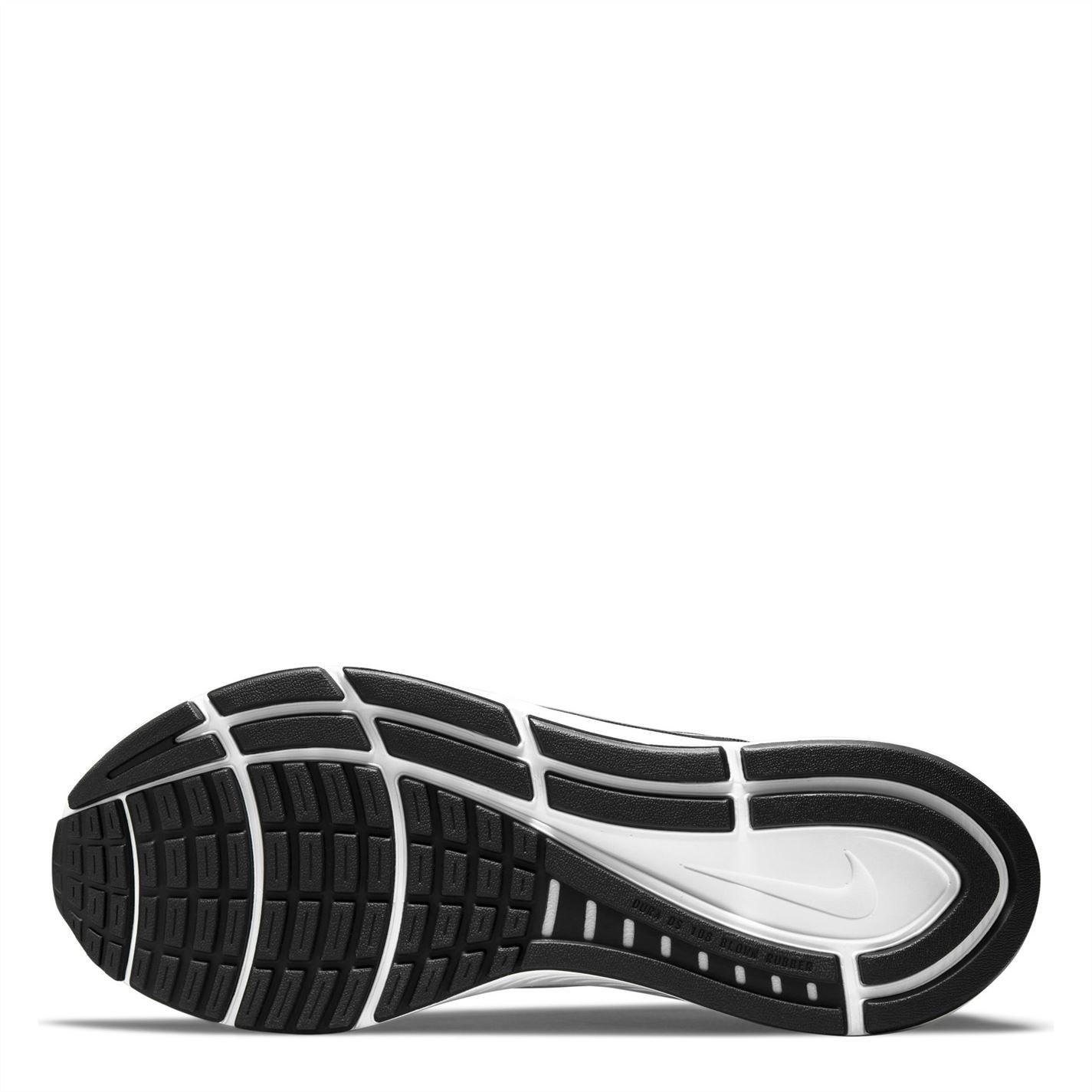 Pantofi Sport Nike Air Zoom Structure 24 pentru Barbati negru alb