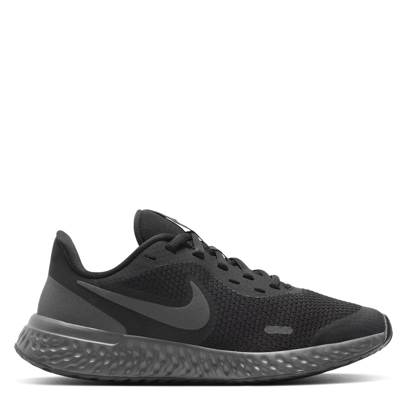 Pantofi Sport Nike Revolution 5 Big pentru Copii triple negru