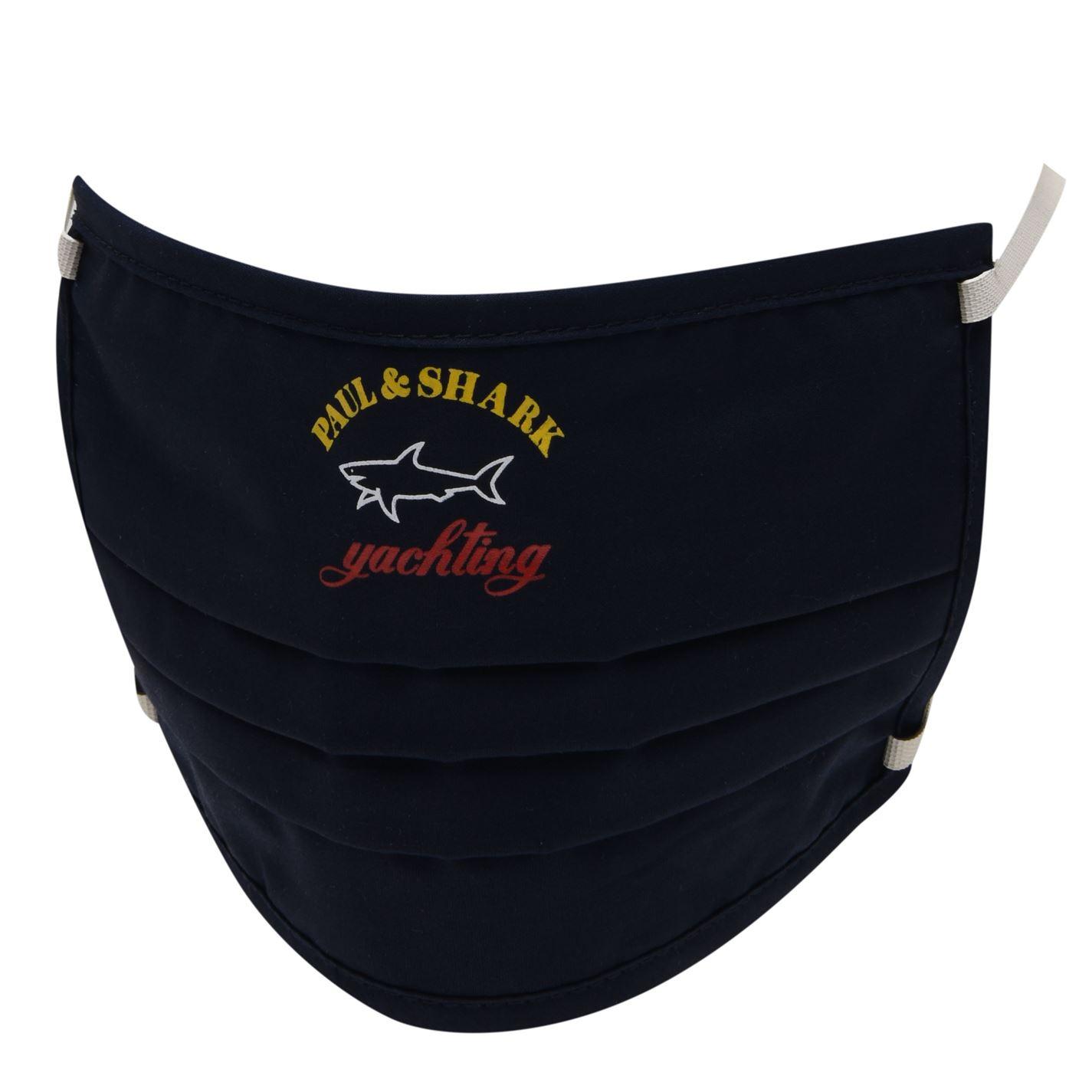 Mergi la PAUL AND SHARK Face Mask bleumarin