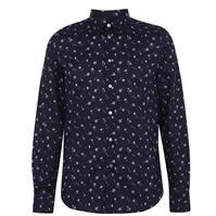 Mergi la Paul Smith Tailoring PS Flrl Shrt Sn03 bleumarin