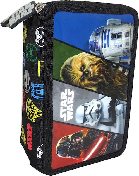 Penar 3 Compartimente Complet Utilat Star Wars