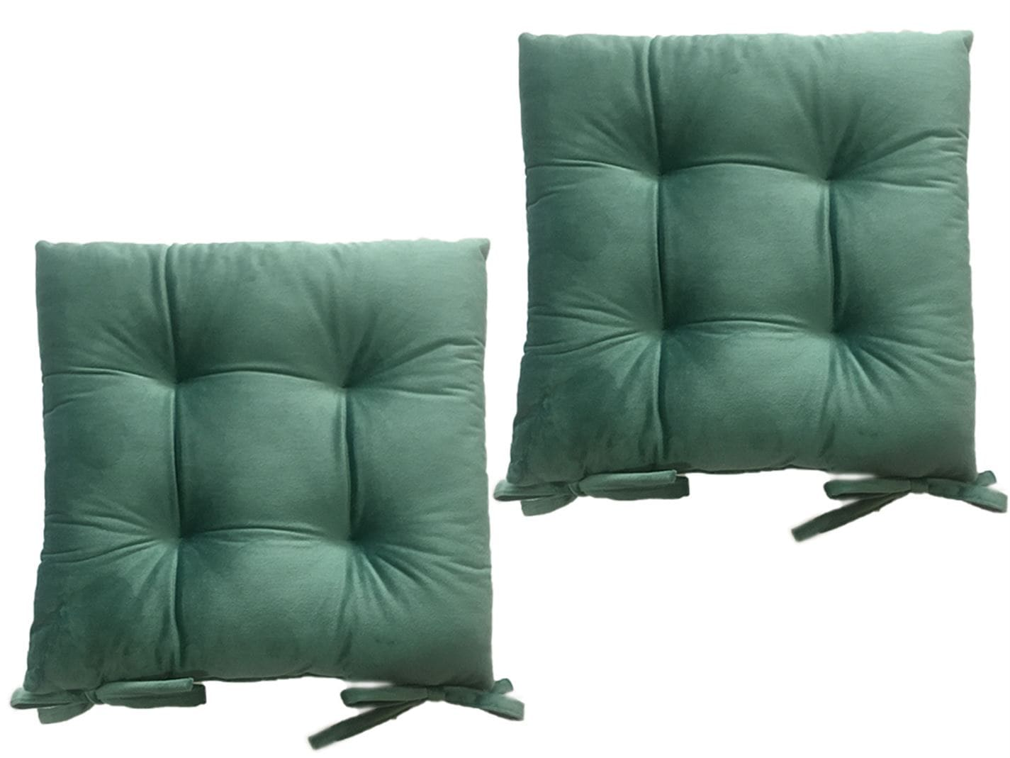 Perne scaun Set 2 Cushion Collective verde