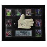 Manusi Peter Schmeichel Hand Signed