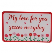 Poseta Mega Value Love You Keepsake Card
